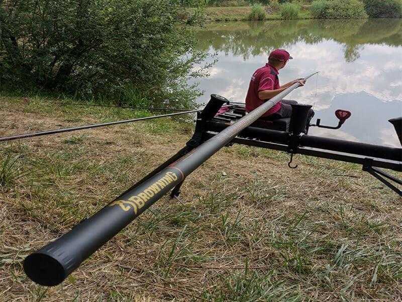 Browning Black Magic Allround Pole Angler Fishing Carp Power Poles 10.00 M